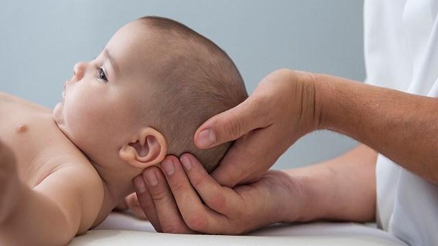 salute del bambino